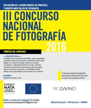 III concurso UE